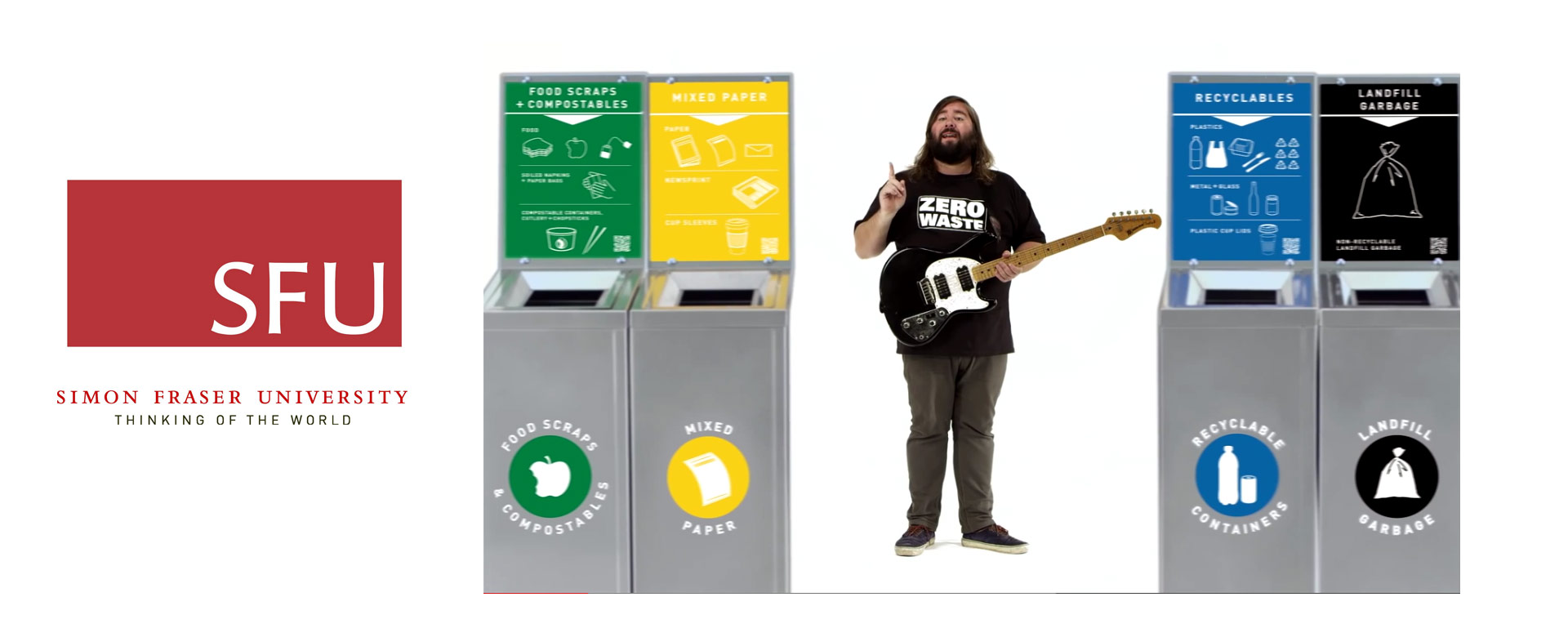 It's Time For Zero Waste at SFU